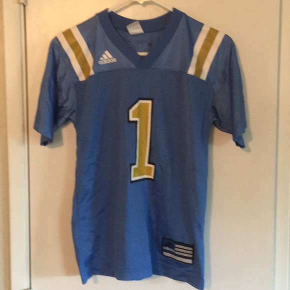 on sale 75a29 b1f06 Youth Sz small Adidas UCLA Bruins Jersey